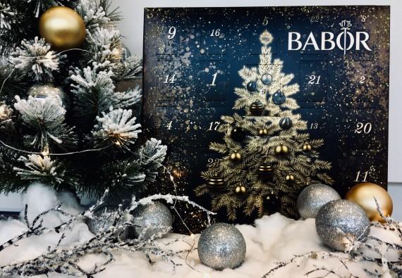 Nový adventní kalendář, 24 ampulí za výhodnou vánoční cenu 1957,- Kč!